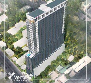 Vertex Central Residences